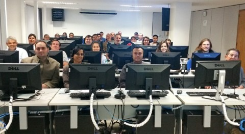 Ecuador participa curso Hidro-sedimentología como parte OCTA