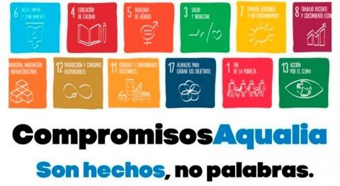 15.000 personas participan cada año acciones educativas organizadas Aqualia