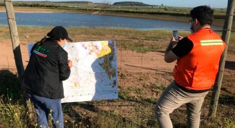 CNR estimará disponibilidad hídrica zona central Chile través satélites