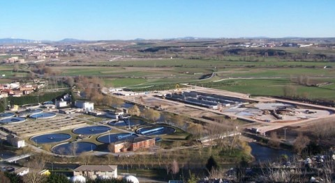 Presentadas 24 ofertas ejecutar nuevo acceso EDAR Burgos