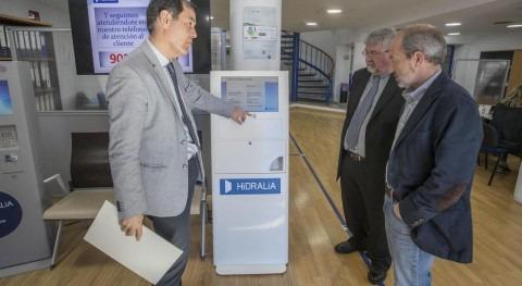 Hidralia adapta oficina San Fernando personas Trastorno Espectro Autista