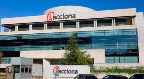 ACCIONA aumenta beneficio ordinario 155 millones euros