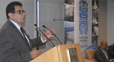 ANEAS participó mesa debate Asociación Mexicana Hidráulica