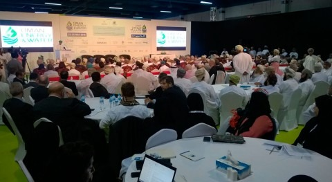 Aqualia se consolida Oriente Medio participación Oman Energy & Water Exhibition