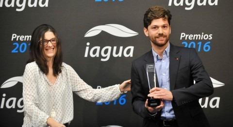 ONGAWA, Mejor ONG Premios iAgua 2016 segunda vez