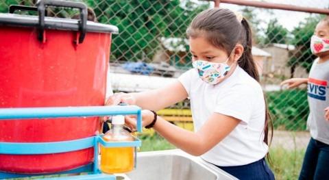 Agua e higiene coronavirus zonas rurales Nicaragua