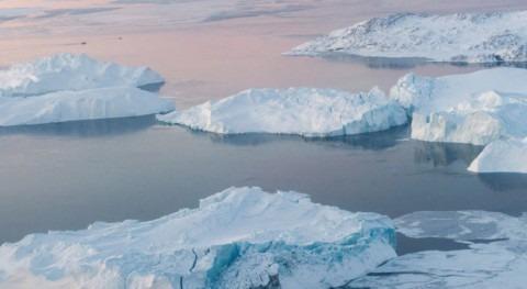 Limitar calentamiento global 2 grados no sería suficiente salvar hielo ártico