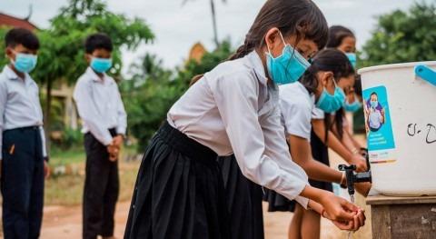 ONU presenta nuevo mecanismo global financiar programas saneamiento e higiene
