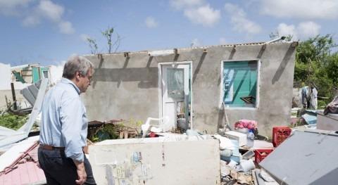 """António Guterres: """" cambio climático se mueve más deprisa que nosotros"""""""