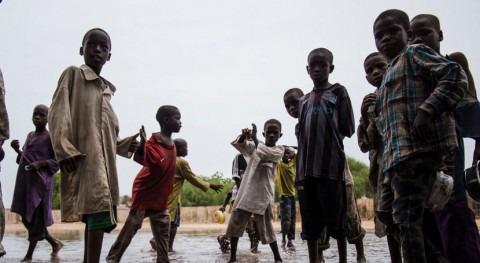 niños, más vulnerables fenómenos climáticos extremos como sequías e inundaciones
