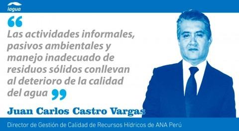 Oportunidad y desafío ANA gestión calidad recursos hídricos Perú