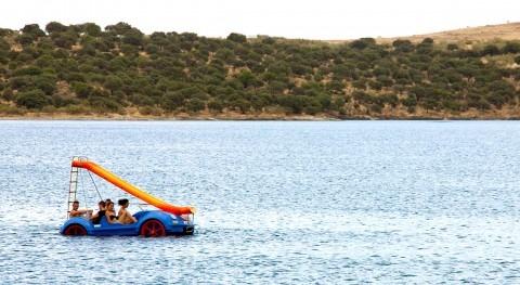 Aquí sí hay playa: mejores baños interior España (I)