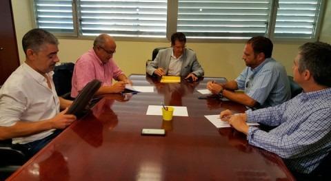 Murcia recoge propuestas organizaciones agrarias Pacto Regional Agua