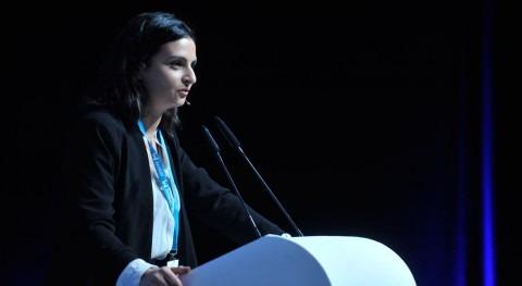 """Oriana Romano: """" gestión agua puede ser medida diversificación recursos"""""""