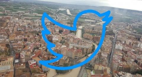Twitter y inundación Segura: Comunicación crisis administraciones públicas