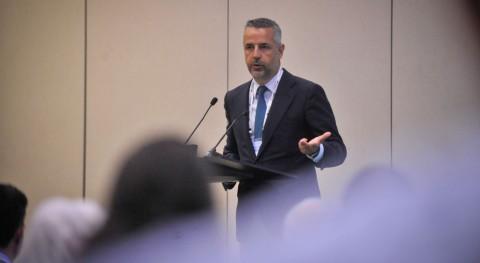 """Borja Blanco: """" reutilización potable funciona sitios como Singapur o Namibia"""""""
