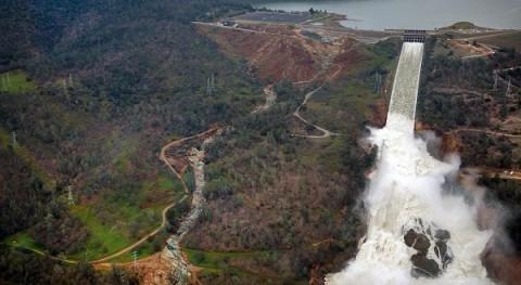 ¿Qué debemos aprender crisis presa Oroville?