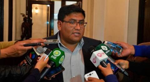 "Carlos Ortuño: "" Paz no volverá tener escasez agua"""