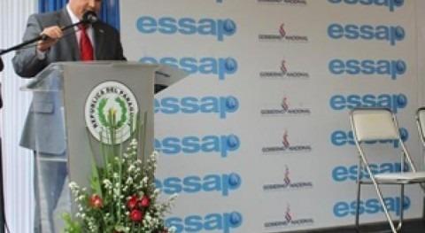 El presidente de la ESSAP.