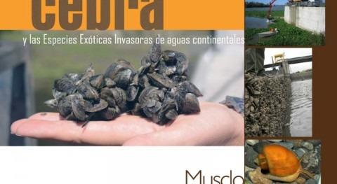 Nuestra exposición itinerante mejillón cebra y especies invasoras VI descenso popular