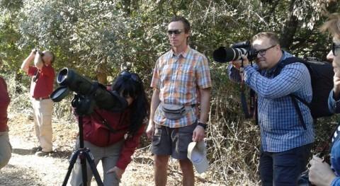Castilla- Mancha luce recursos naturales grupo periodistas norte Europa