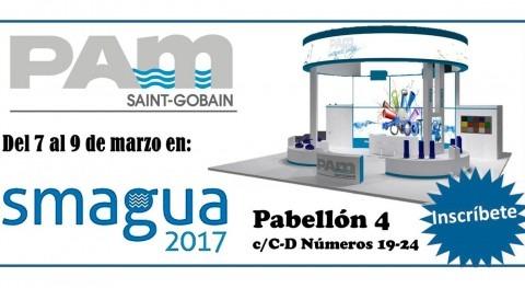 gama soluciones gestión agua Saint-Gobain PAM, SMAGUA