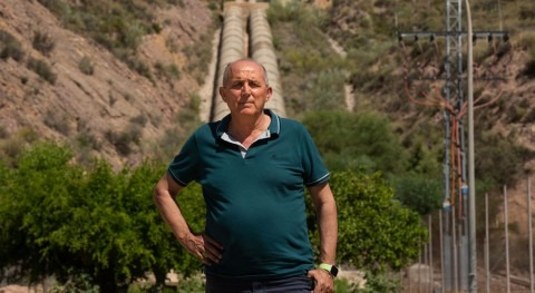"""Gracias envíos Tajo al Segura, se ha podido disponer agua cubrir demandas"""