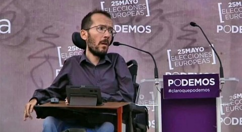 Podemos preocupado posibilidad que Ciudadanos retome trasvase Ebro