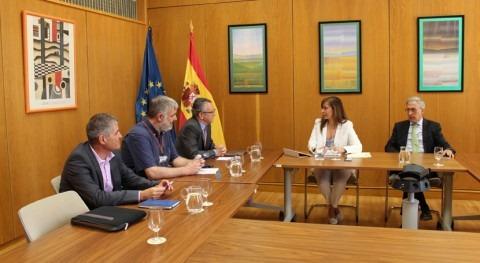 Asturias y MAPAMA avanzan marco debate Pacto Nacional Agua