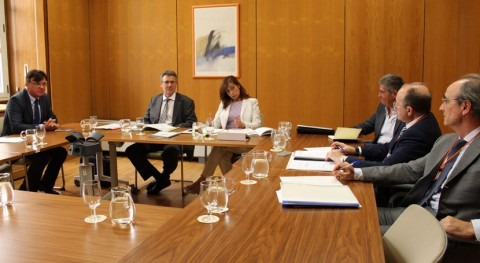 marcha proceso debate alcanzar Pacto Nacional Agua