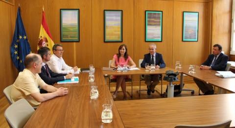 Gobierno Murcia se sienta debatir futuro Pacto Nacional Agua