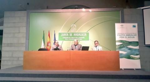 Arranca plan trabajo Pacto Andaluz Agua diez ejes diagnóstico prioridad