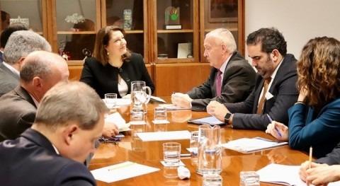 Empresas abastecimiento y saneamiento impulsan consenso Pacto Andaluz Agua