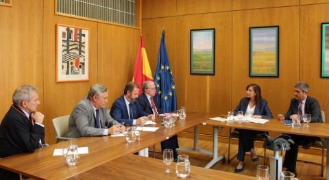 Continúan rondas contactos alcanzar Pacto Nacional Agua