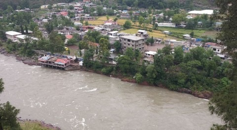 lluvias torrenciales e inundaciones norte Pakistán dejan 45 muertos