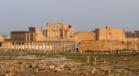 conflicto armado rompe equilibrio hídrico Siria y Jordania