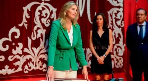 Paloma Martín, nueva Consejera Medio Ambiente Comunidad Madrid