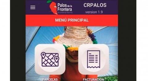 Comunidad Regantes Palos Frontera ya cuenta aplicación móvil socios