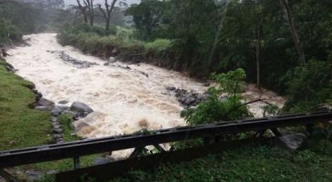 Panamá monitorea comportamiento ríos Boquete