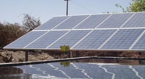 Chile impulsa riego uso energías renovables