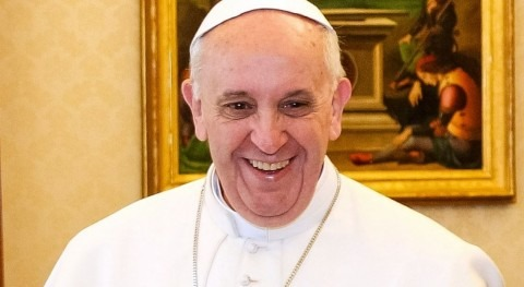 El Papa Francisco (Wikipedia/CC).