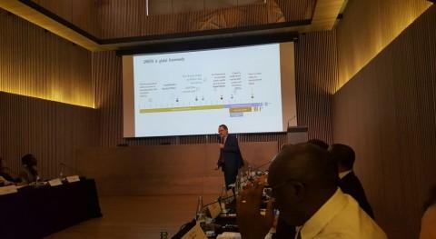 ANEAS, miembro Comité Directivo GWOPAONU participa 9°reunión anual