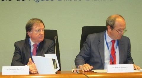 Fernando Morcillo resalta importancia desarrollo nuevas tecnologías potabilización