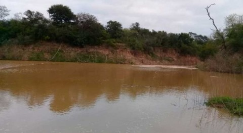 Continúa avance aguas río Pilcomayo, completando casi 200 km recorrido