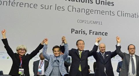 Día histórico: Veintiocho dan luz verde ratificación Acuerdo Clima París