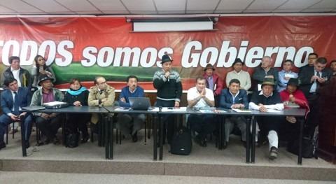 Parlamento Agua Ecuador, espacio participación y diálogo