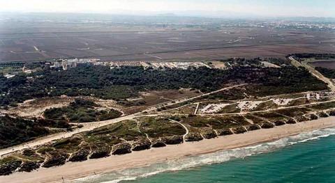 Sewervac redacta proyecto saneamiento vacío parque natural Saler, Valencia