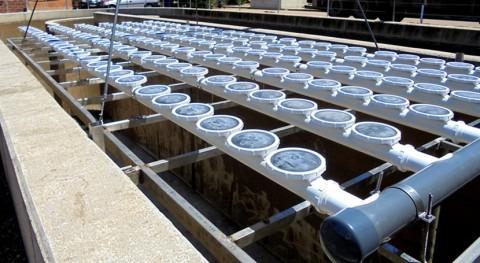 Parrillas aireación extraíbles mejora energética depuradoras
