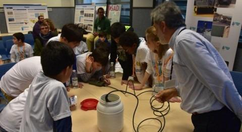 agua, protagonista final nacional First Lego LEAGUE que participa CHE