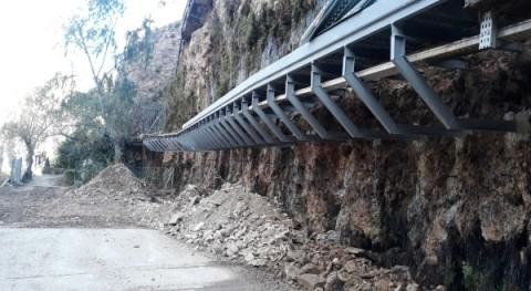 CHE realizará mejoras acceso presa Cueva Foradada, Teruel